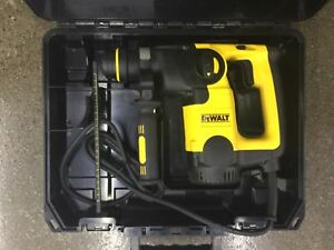 New Dewalt d25313k 1 Inch L shape Sds Rotary Hammer With Shocks