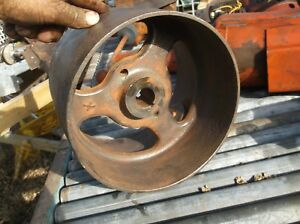 Allis Chalmers Wd Wd45 Tractor Ac Belt Pulley