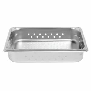 Vollrath 30223 Perforated Steam Table Pan 12 13 16