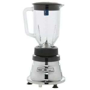 Waring Commercial 48 Oz 1 2 Hp 2 Speed Bar Blender With Polycarbonate Container