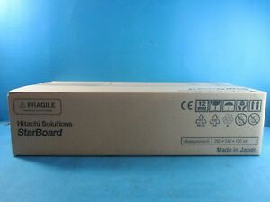 Hitachi Starboard Interactive Unit link ez Whiteboard Projector Brand New