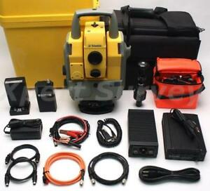 Trimble 5603 3 Robotic Autolock 2 4 Ghz Total Station W Georadio 600
