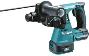 Makita Hammer Drill 18v Cordless Brushless Variable Speed Bag Included Tool Only