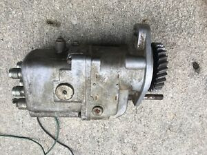 Wisconsin Engine Vg4d Magneto