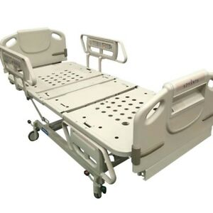 Hillrom Hospital Bed P1600 Advanta Home use Nurse Call Electric Adjustable Bed