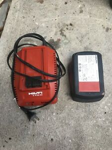 Hilti B22 5 2 Battery And Charged