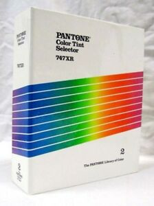 Pantone Color Tint Selector Awesome Condition