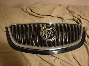 Buick Envision Grille