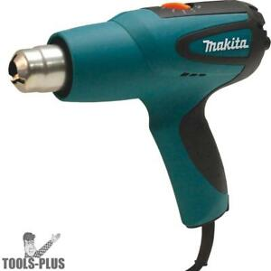 Makita Hg551v 120v Variable Temperature Heat Gun New
