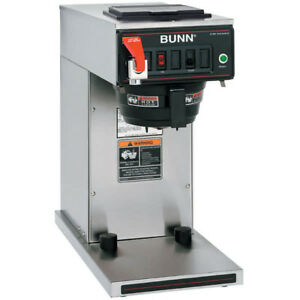 Bunn 12950 0360 Cwtf15 tc Automatic Thermal Carafe Coffee Brewer 120v