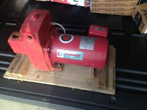Red Jacket 1 2 Hp Pump C48j2ec11c3 Motor Skcep67abn