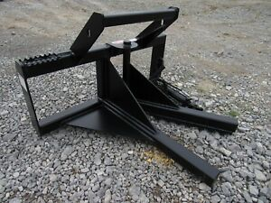 Bobcat Skid Steer Tractor Loader Tree And Post Puller Attachment Ship 149
