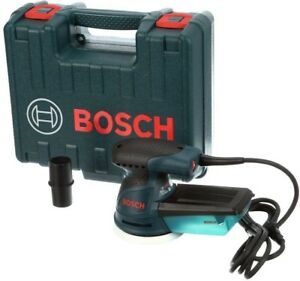 Bosch Finishing Sander Polisher Kit 5 in. 2.5 Amp Microcellular Backing Pad