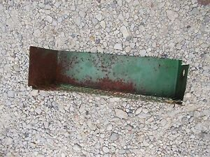 1941 John Deere B Tractor Jd Tool Box Mesh Tray For Frame Rails