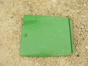 John Deere Mt Tractor Original Jd Battery Panel Cover Door Non Tool Box Jd