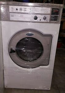 Wascomat W640 220v 3 Phase Washer Reconditioned Coin Op Queens New York