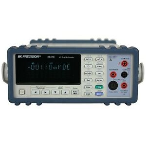 Bk Precision 2831e 4 1 2 True Rms Bench Multimeter