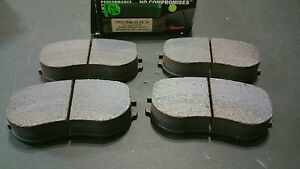 New Pfc Brake Pads 7846 03 29 34 Wilwood Brembo Ap