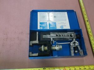 Imperial Eastman Nos 537 f And 637 f Rol air Flaring Tubing Tool Kit