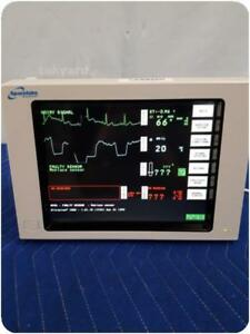 Spacelabs 90369 Multi parameter Vital Signs Monitor W 90496 Module 209791