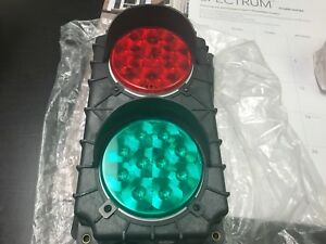 Power light Dock Traffic Control Lights Sg17 12rg led 3055 0011