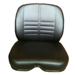 John Deere 550g 650g 555g 655g At53038 At53037 Seat Cushions Back Bottom