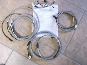 Farmall Ihc Super M L series Smta Gas Wiring Harness