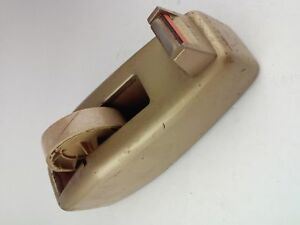 Scotch Metal Heavy Duty C 23 Desk Tape Dispenser