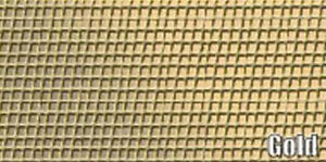 1971 1972 Cadillac Coupe Deville Mesh Package Tray Gold Color