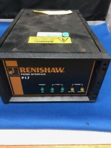 Renishaw P17 Probe Interface