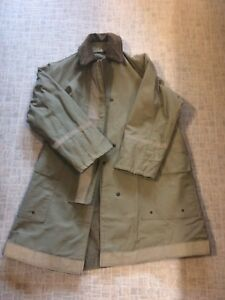 Firefighter Suit Jacket Coat Fire Turnout Gear Green Jacket Vintage Military