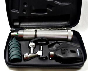 Welch Allyn Veterinary Diagnostic Set 21700 Otoscope 11710 Ophthalmoscope