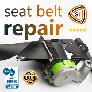 Chevrolet Cavalier Seat Belt Repair Pre tensioner Repair Oem Fix After Accident