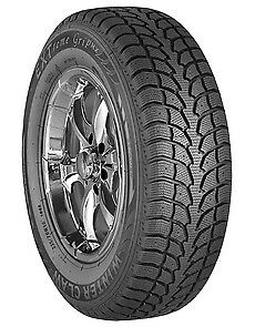 Winter Claw Extreme Grip Mx Lt265 70r17 E 10pr Bsw 2 Tires