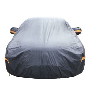Universal Peva Cotton Outdoor Waterproof Dust Resistant 7 Layer Car Cover