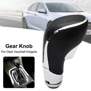 Black Automatic Gear Shift Shifter Lever Stick Knob For Opel Vauxhall Insignia