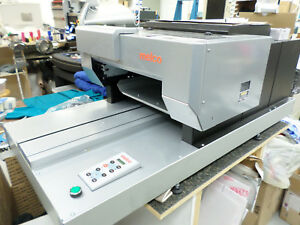 Melco G3 Dtg direct To Garment Textile Printer With Heat Press Extra Fluids