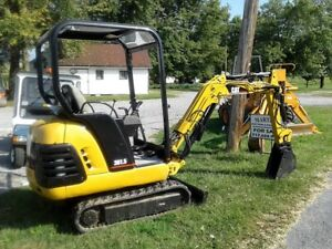 Caterpillar 301 5 Mini Excavator Rebuilt Cat Diesel Engine Good Tracks