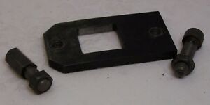 Lock Plate W Screws For Coats Tire Changer Machines Part 8181788