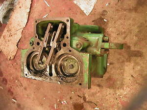 John Deere 40 Tri Cycle Tractor Orignl Jd Hydraulic Control Block For Power Trol