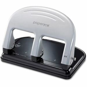 Paperpro Inpress 40 Three hole Punch 02244