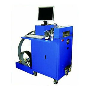 Ving Cnc Notching Notcher Machine For Metal Channel Letter Single Side Notch