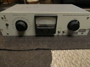 Keithley Instruments 410 Micro microammeter