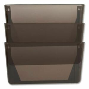 Sparco Mountable Wall File Pockets 60002