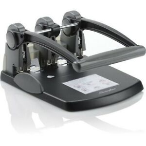 Swingline Extra High Capacity 3 hole Punch 74194