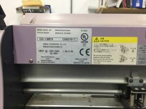 Mimaki Wide Format Solvent Printer And Plotter