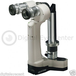 Portable Handheld Slit Lamp W smartphone Adapter 2 Hours Battery