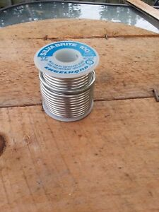 Silvabrite 100 Silver Solder 5 Silver Without Box