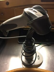 Genuine Symbol Ds6707 Class 2 Barcode Scanner Ds6707 sr With Stand