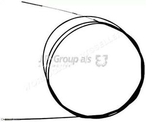 Heater Flap Cable Right Jp Group Fits Vw Transporter Caravelle T3 79 86